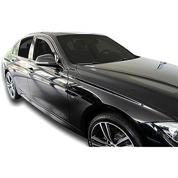Deflecteurs dair d/éflecteurs de Vent Compatible avec BMW X2 F39 2018-pr/és 4 pi/èces J/&J AUTOMOTIVE