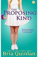 The Proposing Kind (Brew Ha Ha Book 4) Kindle Edition