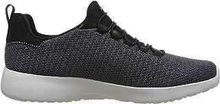 Skechers Men's Burns 52635-bbk Low-Top Sneakers