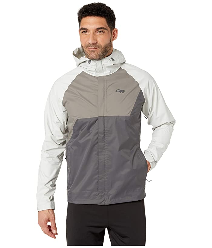 Outdoor Research Apollo Jacket (Storm/Pewter/Smoke) Men