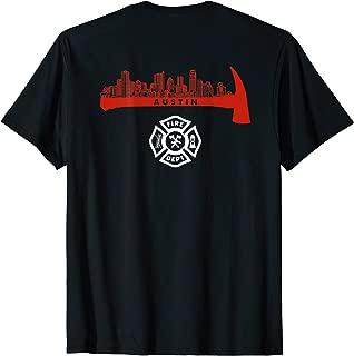 austin fire department shirts