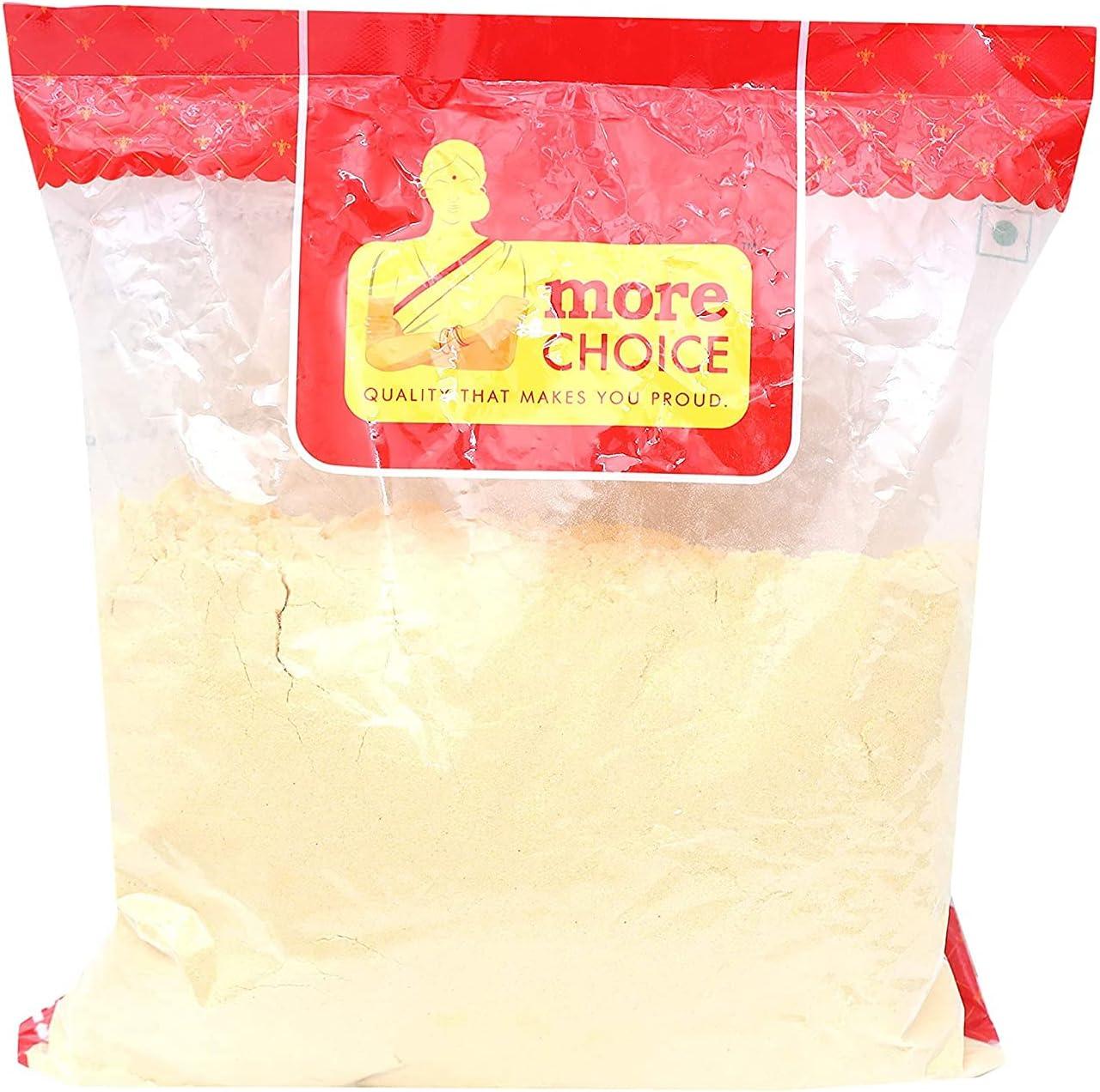 A surprise price is realized Brianna More Choice Superior Flour - Lowest price challenge Atta Makki 1kg Maize Pou