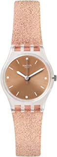 Swatch Originals Quartz Movement Rose Gold Dial Ladies Watch LK354D