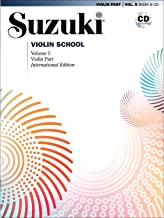 Alfred Suzuki Violin School Volume 5 Revised (Book/CD)