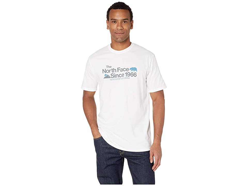 The North Face Short Sleeve Bearitage Rights Tee (TNF White) Men
