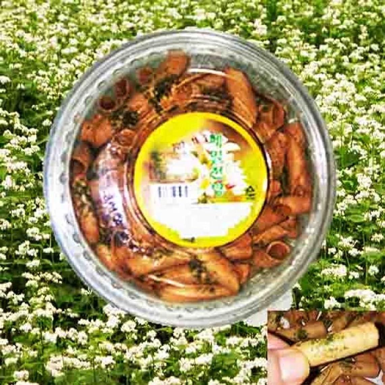 Bongyeongwon Buckwheat Jianbing Snack 220G x 2 Bottle
