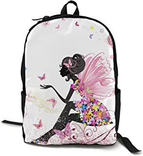 Skull Backpack Casual Laptop Backpacks Teens Durable Casual Daypack Bookbag for Outdoor