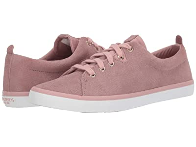 Sperry Sailor Lace To Toe Serpent Leather (Blush) Women