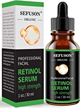 Retinol Serum, High Strength Anti-aging Serum with