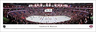 Montreal Canadiens Hockey - Panoramic NHL Posters, Framed Pictures, Wall Decor by Blakeway Panoramas