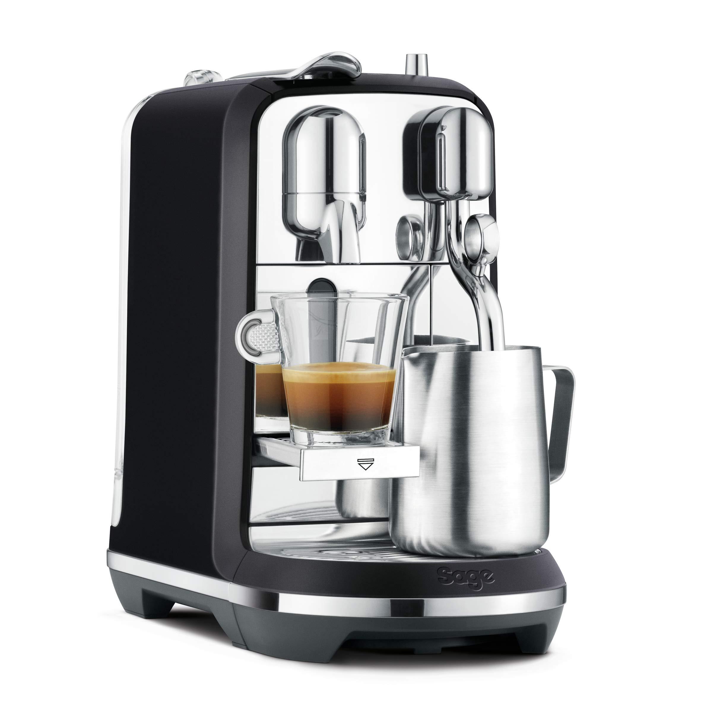 Sage Appliances sne800btr The Creatable ISTA Plus Cafetera ...
