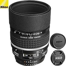 Nikon NIKKOR 105mm F/2.0D DC AF Lens 1932 - (Renewed)