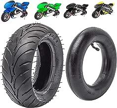 MotoTec Gas Pocket Bike Tire and inner tube kit 110/50-6.5 and 90/50-6.5 For 38cc 47cc 49cc Mini Pocket bike Dirt Pit Bikes