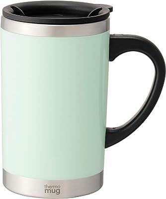 THERMO MUG(サーモマグ) ステンレスマグカップ 290ml Slim mug(スリムマグ) ネオミント SM16-29