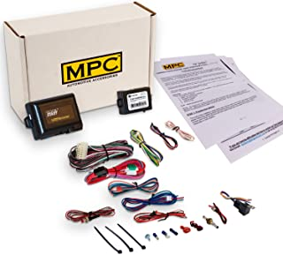 MPC Remote Start for 2004-2006 Lexus RX330 |Key-to-Start| Flashlink Updater - Factory Remote Activated - Press 3X to Start - Premium USA Tech Support