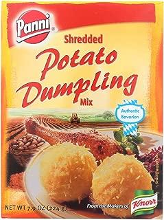 Panni Potato Dumpling Mix - Shredded - 7.9 oz - Case of 12