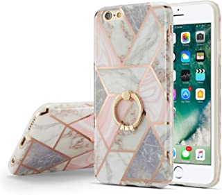 Samsung Galaxy and Tablets Purple Ghost Marble Cell Phone Ring Holder Stand,Phone Grip Car Mounts 360 Degree Rotation Finger Ring Stent Compatible iPhone X 8 7 6 Plus