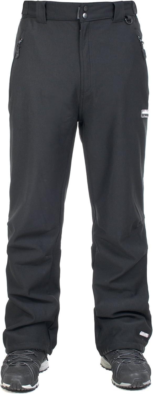 Trespass Mens Hemic Water Resistant Softshell Trousers