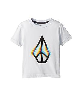 Peace Blur Short Sleeve Tee (Toddler/Little Kids)