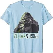 Best vegan strong t shirt Reviews
