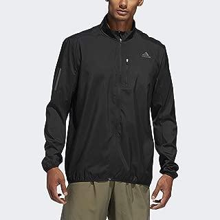 adidas Men's Own the Run Water-Repellent Jacket