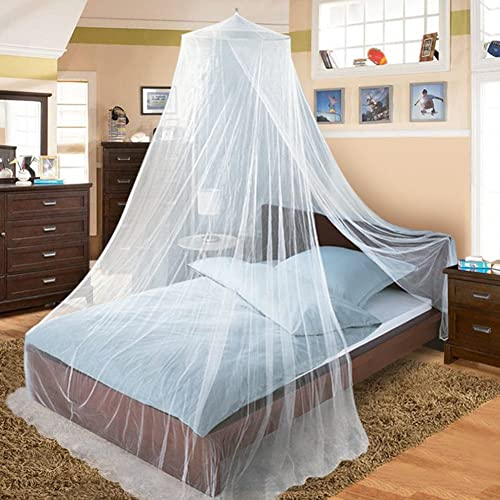 new arrival Twinkle Star Bed discount Canopy high quality for Single to King Size Beds (White) outlet online sale