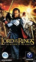 Lord of the Rings - The Return of the King Gamecube Instruction Booklet (Nintendo Gamecube Manual ONLY - NO GAME) Pamphlet - NO GAME INCLUDED