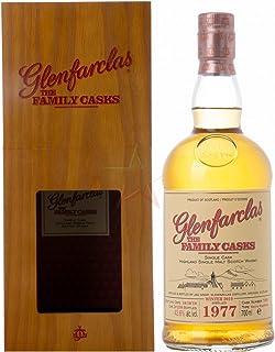 Glenfarclas THE FAMILY CASKS Single Cask WINTER 2019 Sherry Hogshead 1977 Whisky, 700 ml