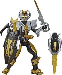 Power Rangers Beast Morphers Steel Robot Ranger 6-inch Action Figure Toy Inspired by The Power Rangers TV Show