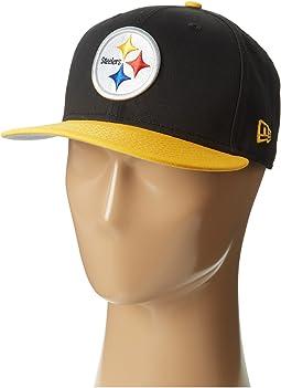 New Era - NFL Baycik Snap 59FIFTY - Pittsburgh Steelers