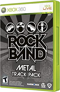 Rock Band Track Pack: Metal [Xbox 360]