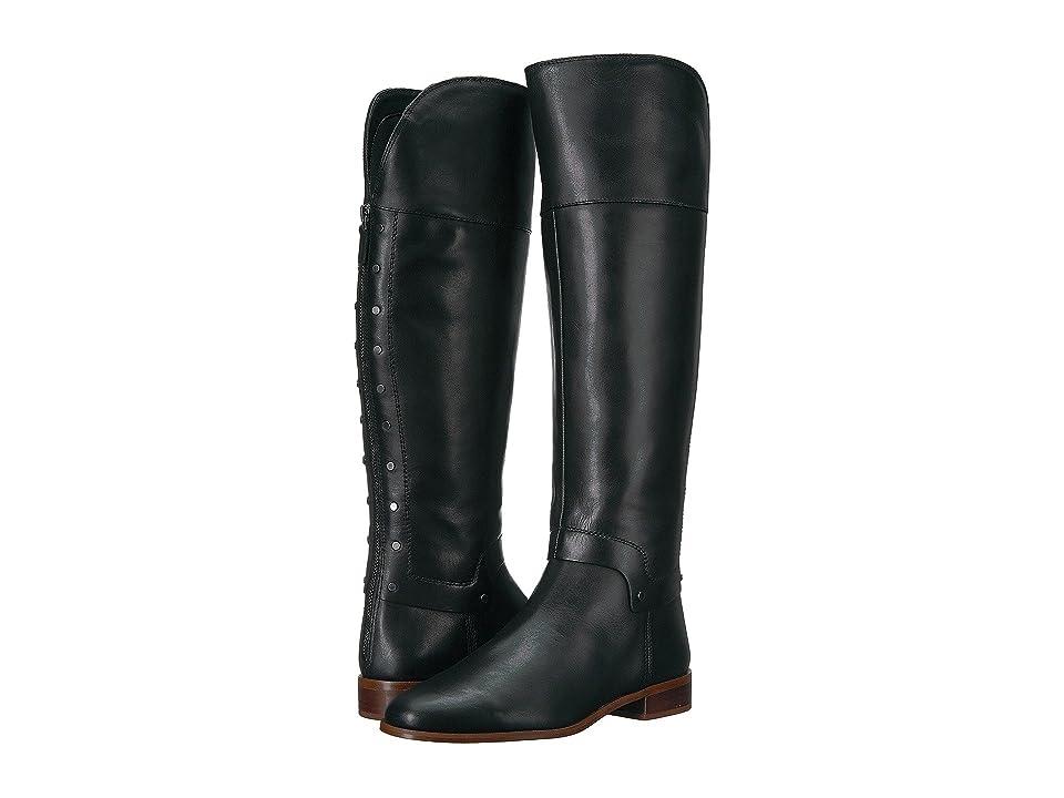 Franco Sarto Roxanna (Black Bally Leather) Women