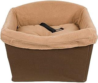 PetSafe Haustier Autositz, Autositz für Hunde, Sicherheitssitz für Hund, Inklusive Sicherheitsgurt, Erhöhter Sitz für Hunde