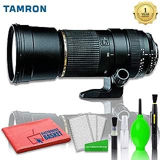 Tamron 200-500mm f/5-6.3 SP AF Di LD (IF) Lens for Sony Alpha (International Model) - Maintenance Kit