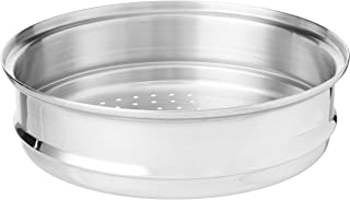Happycall 3800-1001 Stainless Steel Steamer For Alumite Pots, 20Cm Silver