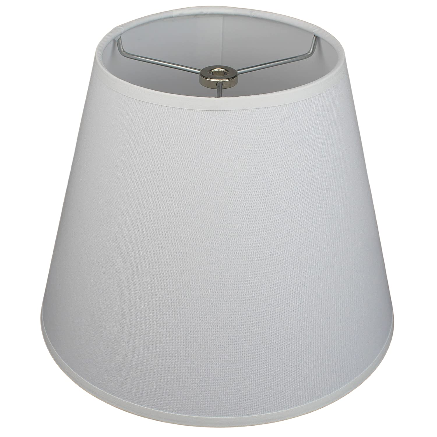 """Sponsored Ad - FenchelShades.com Lampshade 6"""" Top Diameter x 10"""" Bottom Diameter x 8"""" Slant Height with Washer (Spider) At..."""