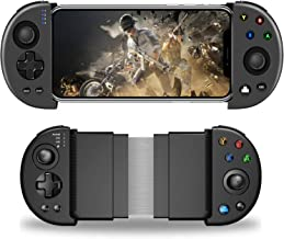 DELAM Mobile Game Controller, Bluetooth Phone Controller for Android/iPhone (Not for New iOS 13.4 System or Above), Wireless PUBG Mobile Controller Joystick Gamepad for MOBA & FPS Games
