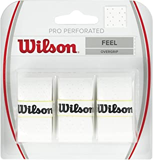 comprar comparacion Wilson Pro Overgrip Perforated Empuñadura, Unisex