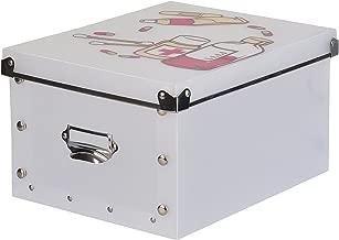 Bosphorus Storage Box, Multi-Colour, PP-4076-B