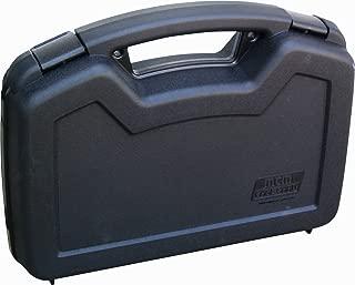 MTM Single Handgun Case for up to 6-Inch Revolver (Black)