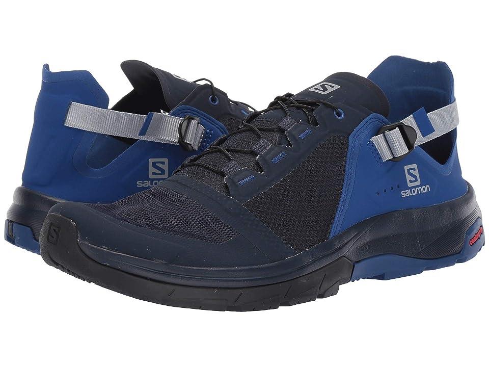 Salomon Techamphibian 4 (Navy Blazer/Mazarine Blue Wil/Quarry) Men