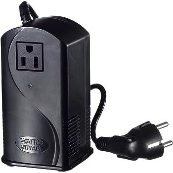 Transformador reversible 110 V, 220 V, 100 w solución completa para uso en Estados Unidos, Canadá y América Latina (países de 110 voltios) todos los dispositivos eléctricos de 220 voltios, protección absoluta: Amazon.es: Iluminación