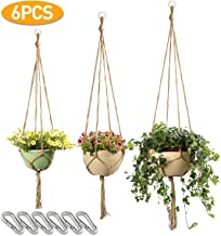 Best how to hang a pot with rope Reviews