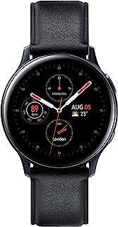Samsung Galaxy Watch Active2, fitnesstracker i rostfritt stål, stor display, hållbart batteri, vattenskyddad, 40 mm, Bluet...