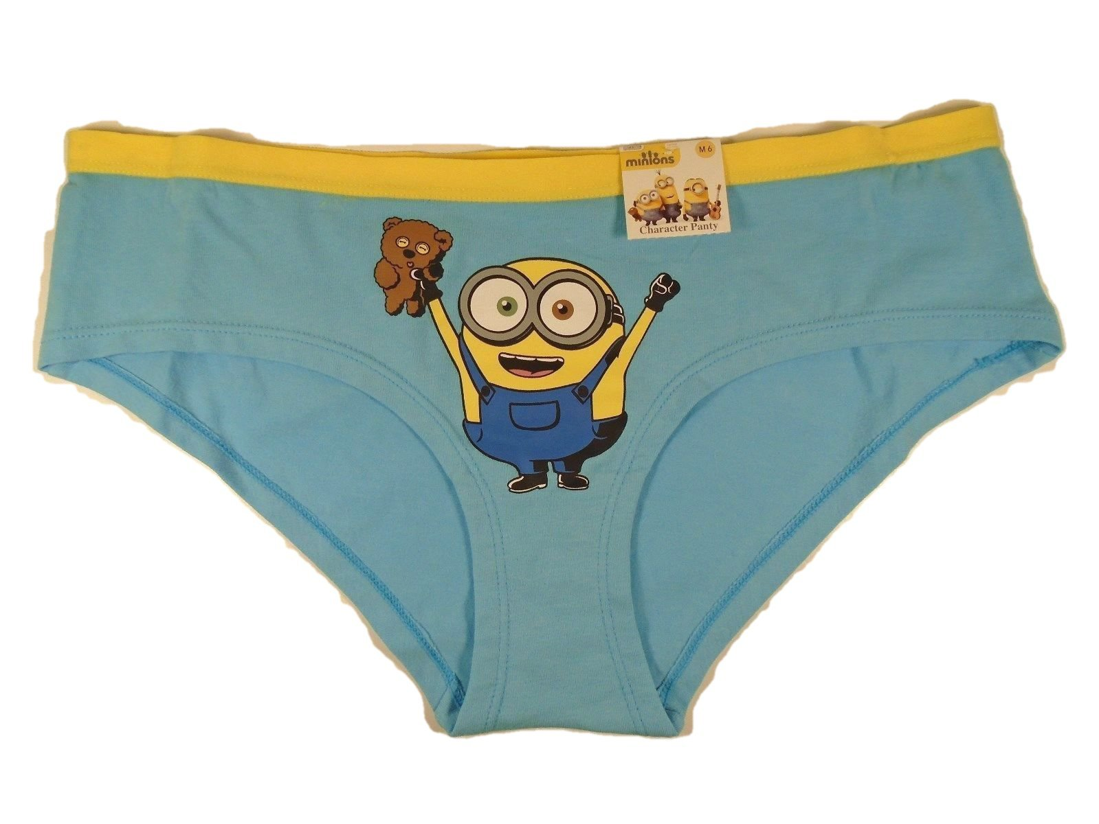 Minion in panties Despicable Me Minions Ladies Women S Character Panties Underwear Buy Online In India At Desertcart 76305760