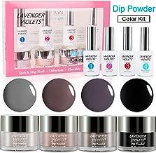 healthy nail powder