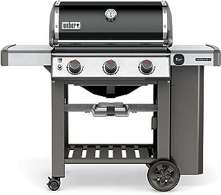 Weber 61010001 Genesis II E-310 Black LP Outdoor Gas Grill