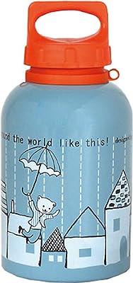 カトウシンジ アルミニウムボトル 430cc umbrella 71190