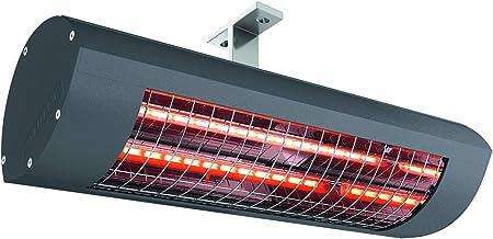 Etherma SOLAMAGIC Basic reflector de infrarrojos, 2kW, Nano de antracita, 9100732