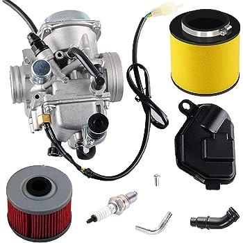 No Toil Air Filter Honda Rancher TRX420 TRX350 2000-14